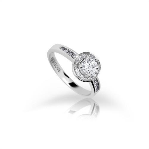 216 Stříbrný prsten MODESI WAIYS-R Ring