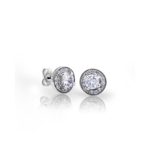 217 Stříbrné náušnice MODESI WAIYT-E Earring