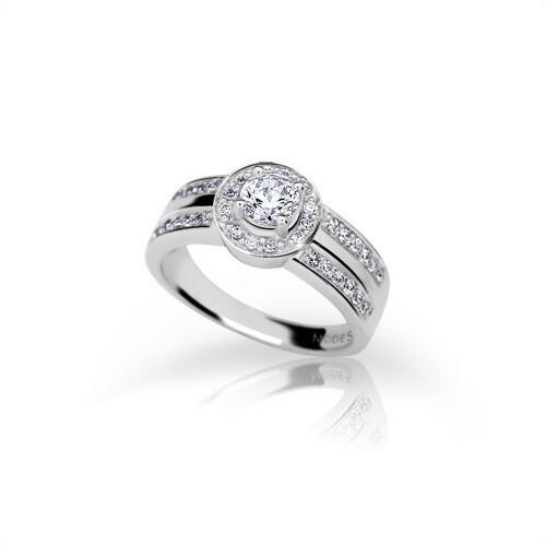 218 Stříbrný prsten MODESI WAIYT-R Ring