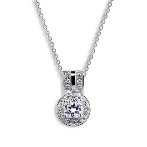 219 Stříbrný náhrdelník MODESI WAIYT-P Pendant