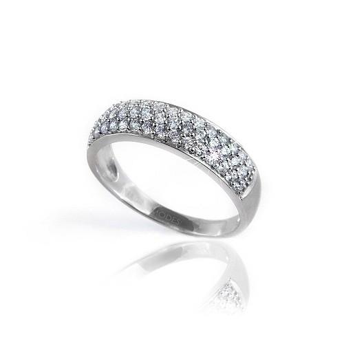 Stříbrný prsten MODESI WYDIY-R Ring