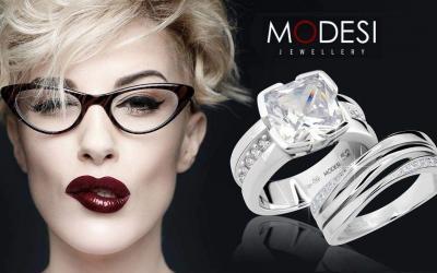 Soutěž o šperky MODESI na Facebooku