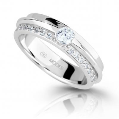 Prsten MODESI M16020 Ring se zirkony