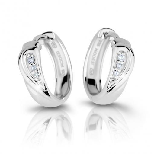 Náušnice MODESI M26027 Earring