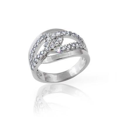 Prsten MODESI M11049 Ring