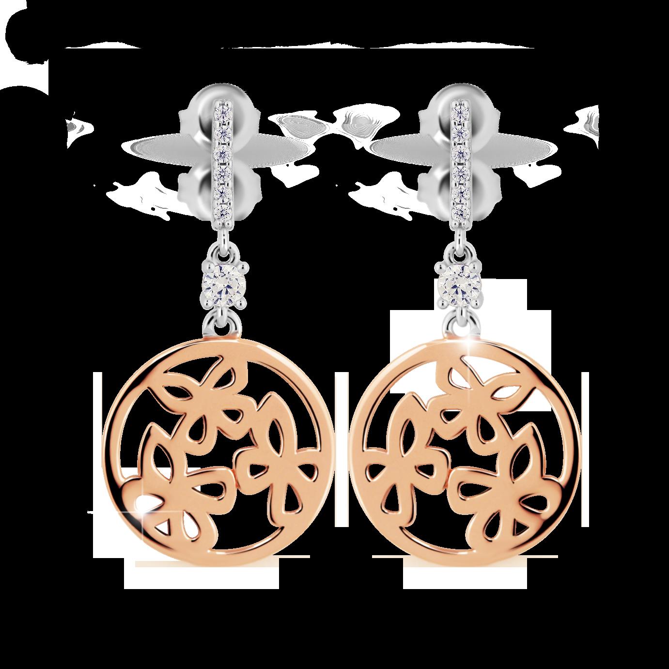 MODESI J202CZ-R Earring (2)
