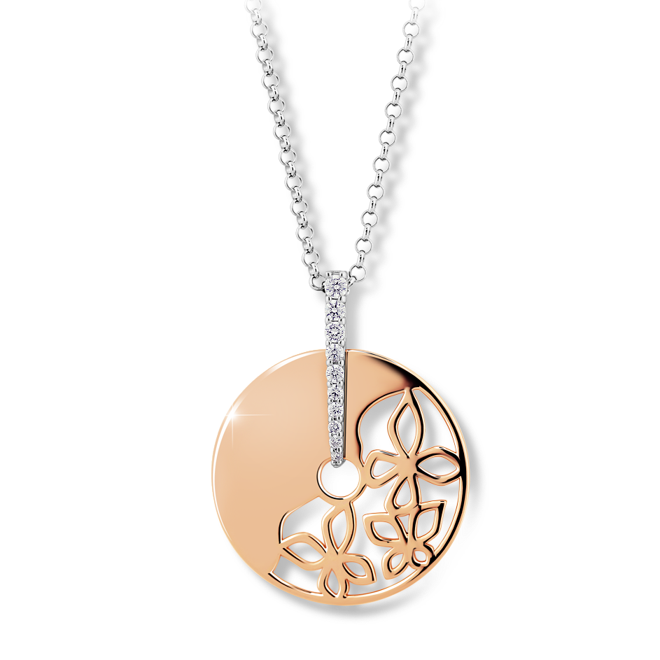 MODESI J505CZ-R Necklace 2