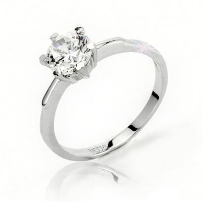 Q13376-1L Ring stříbrný prsten MODESI
