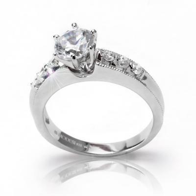 QJRY4059L Ring stříbrný prsten MODESI